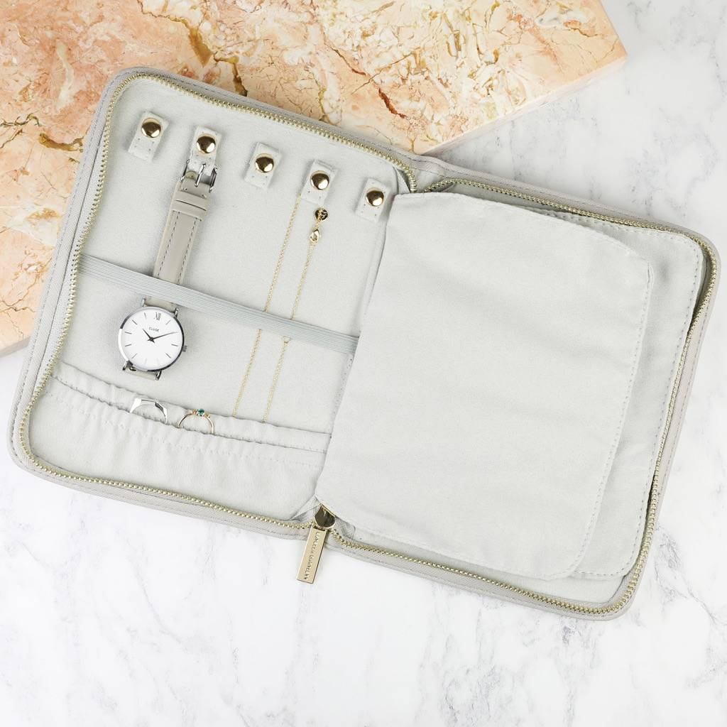 Jewellery Travel Case by Lisa Angela