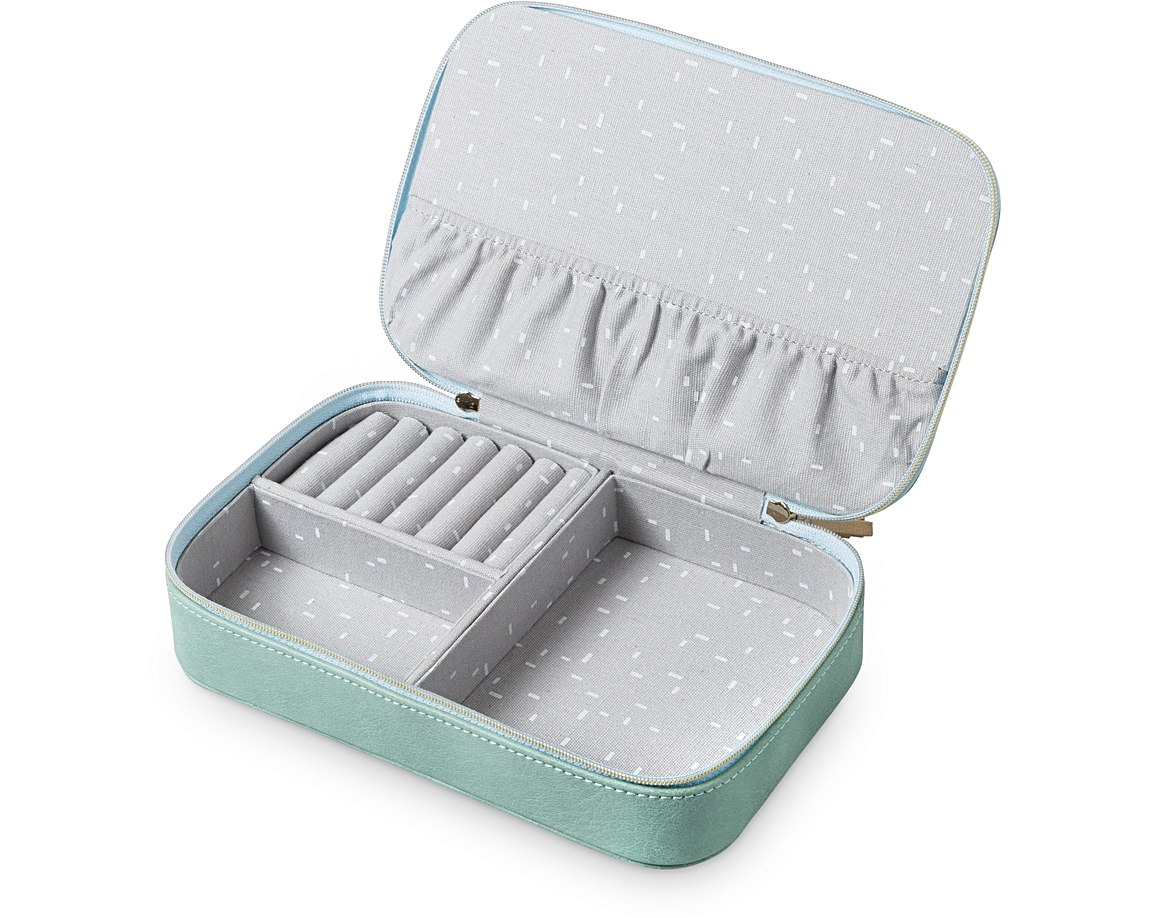Nellie Travel Box by Oliver Bonas