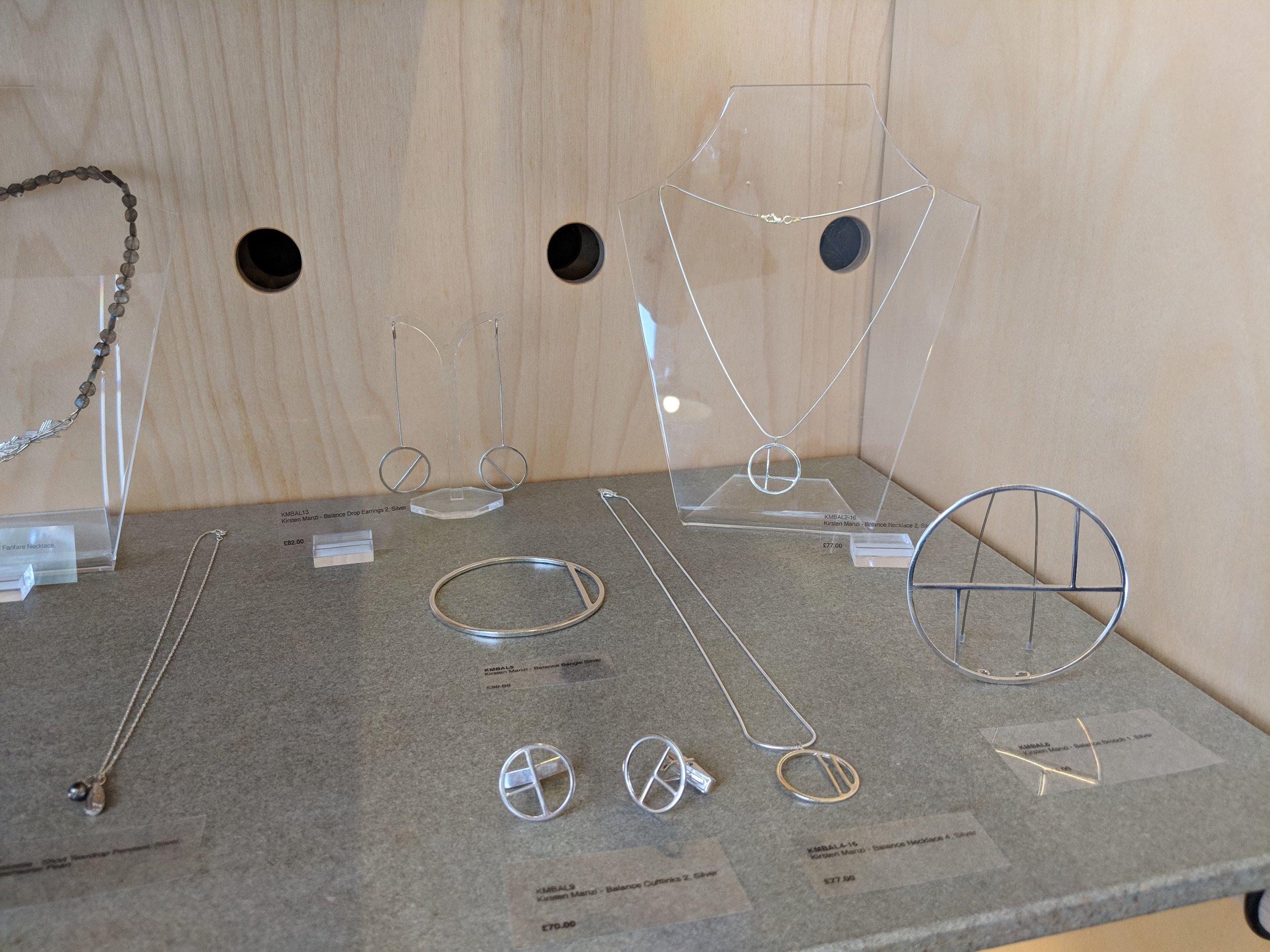 Kirsten Manzi Jewellery DCA