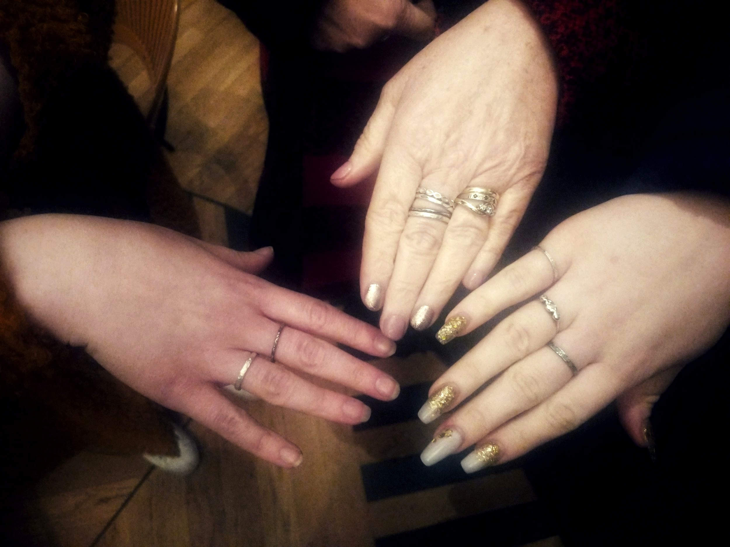 finished rings - kmj ring making class.jpg