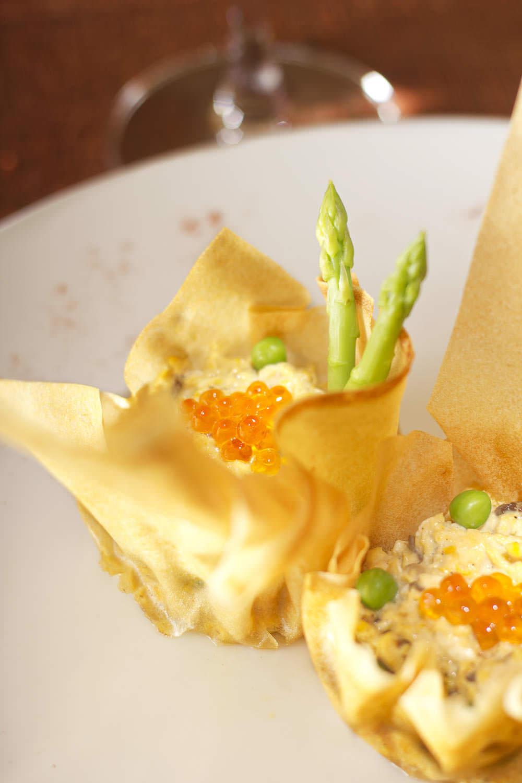 Fine dining food at la Badiane Hanoi | Food photographer in Vietnam Francis Roux