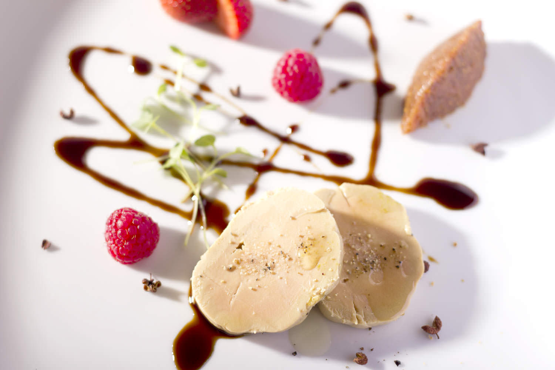 Delicious foie gras at la Badiane | Food photographer in Vietnam