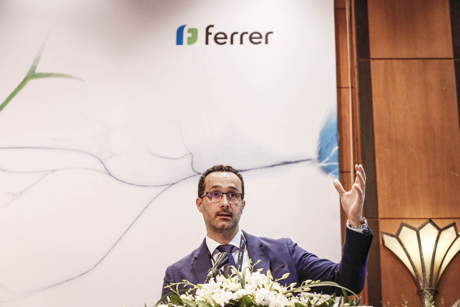 Convention for Ferrer Pharmaceuticals | Hanoi Event Photographer | Francis Roux