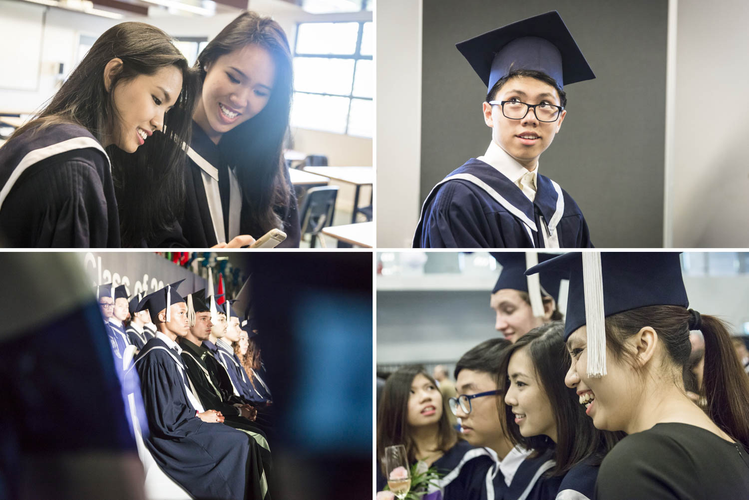 Graduation day ceremony in UNIS Hanoi | Vietnam events photographer | Francis Roux Portfolio