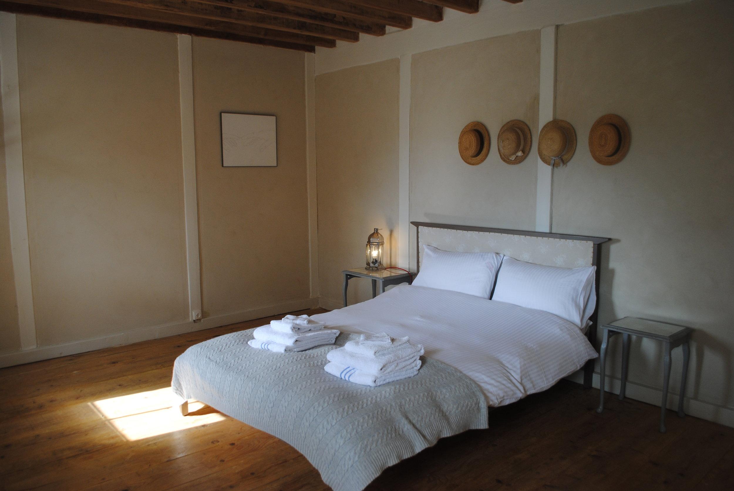 Rustic French interiors at La Jugie