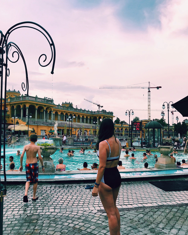 Szenchensky Thermal Bath