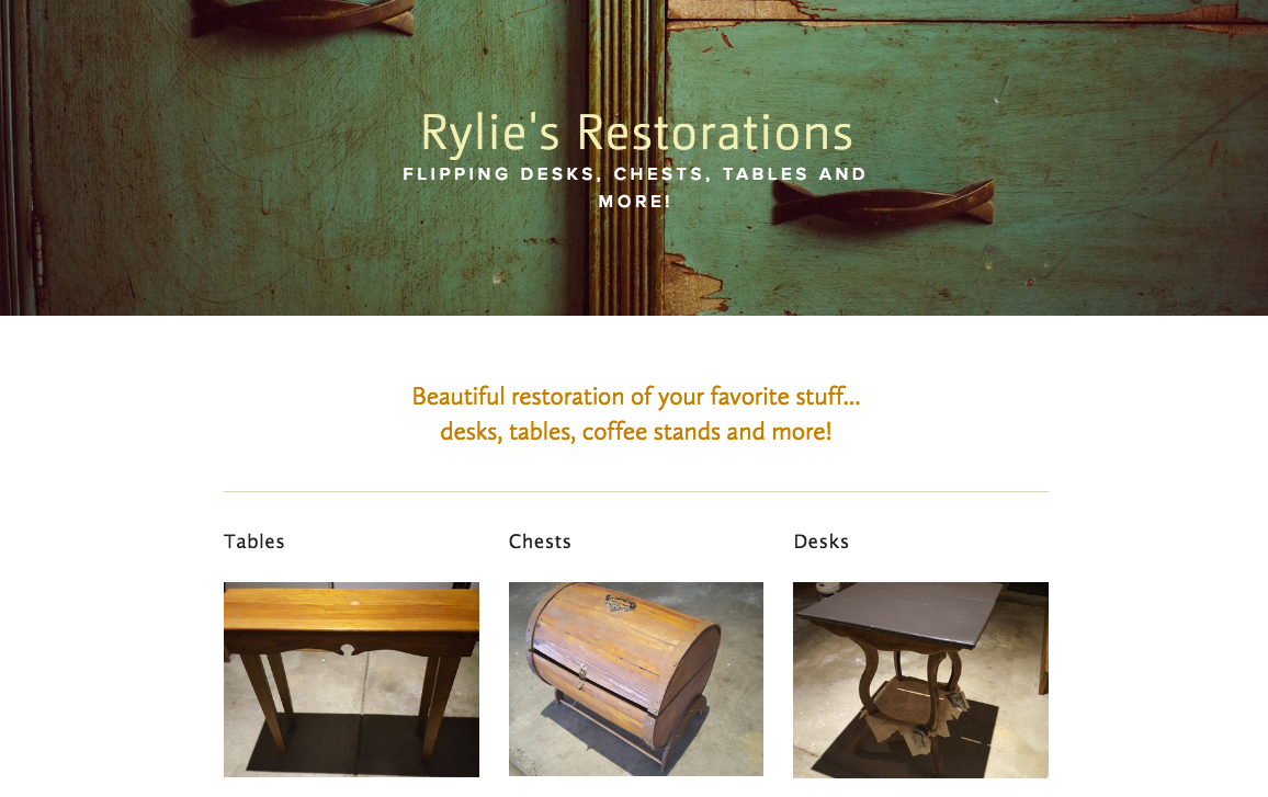 Rylie's Restorations