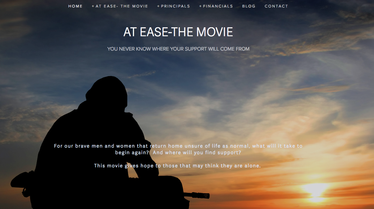 At Ease The Movie