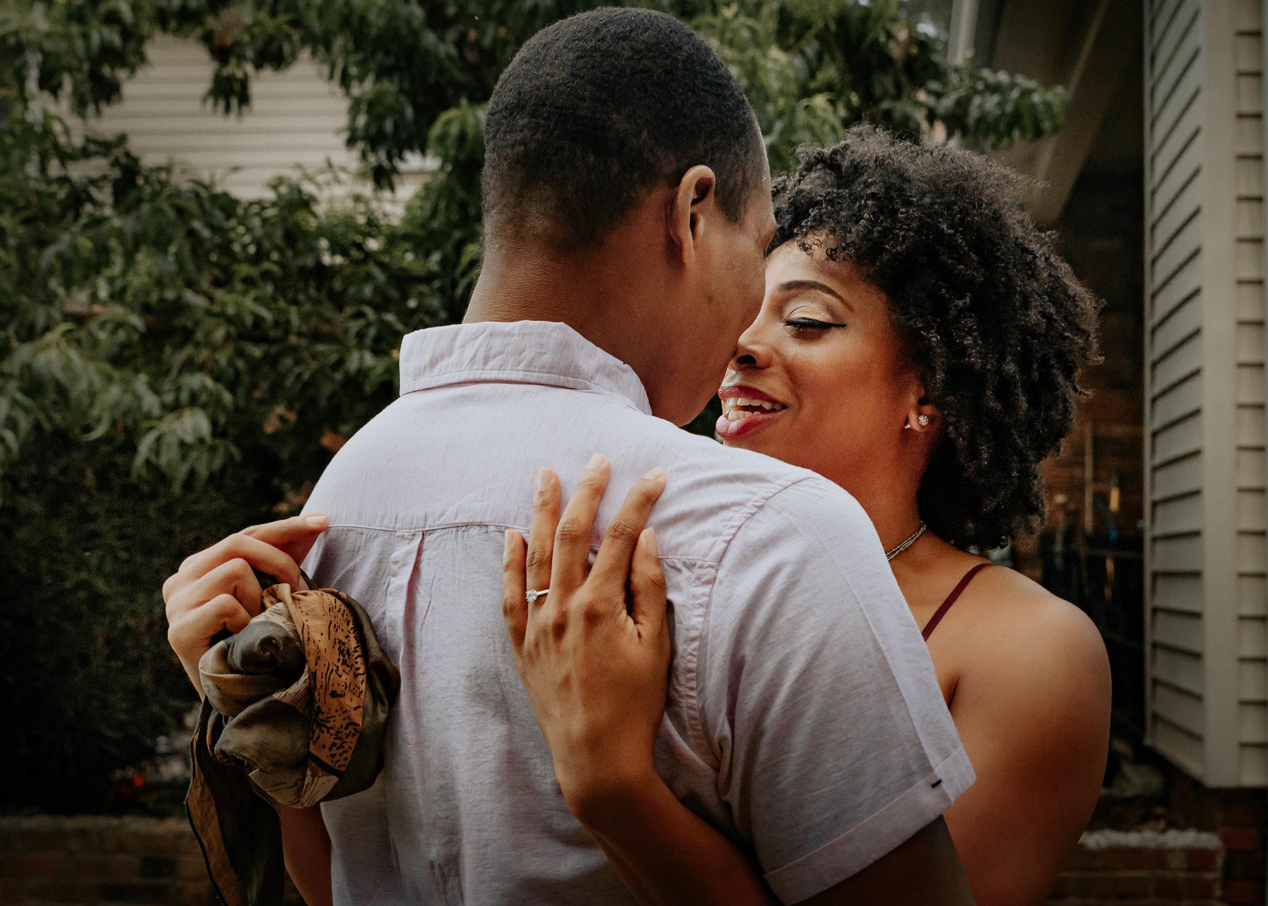 Aaron & Megan Proposal (Evans, GA)