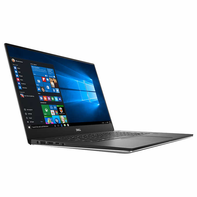Dell XPS 15 Touchscreen Laptop - Intel Core i7 - 4K Ultra HD - GeForce GTX 1050 Ti