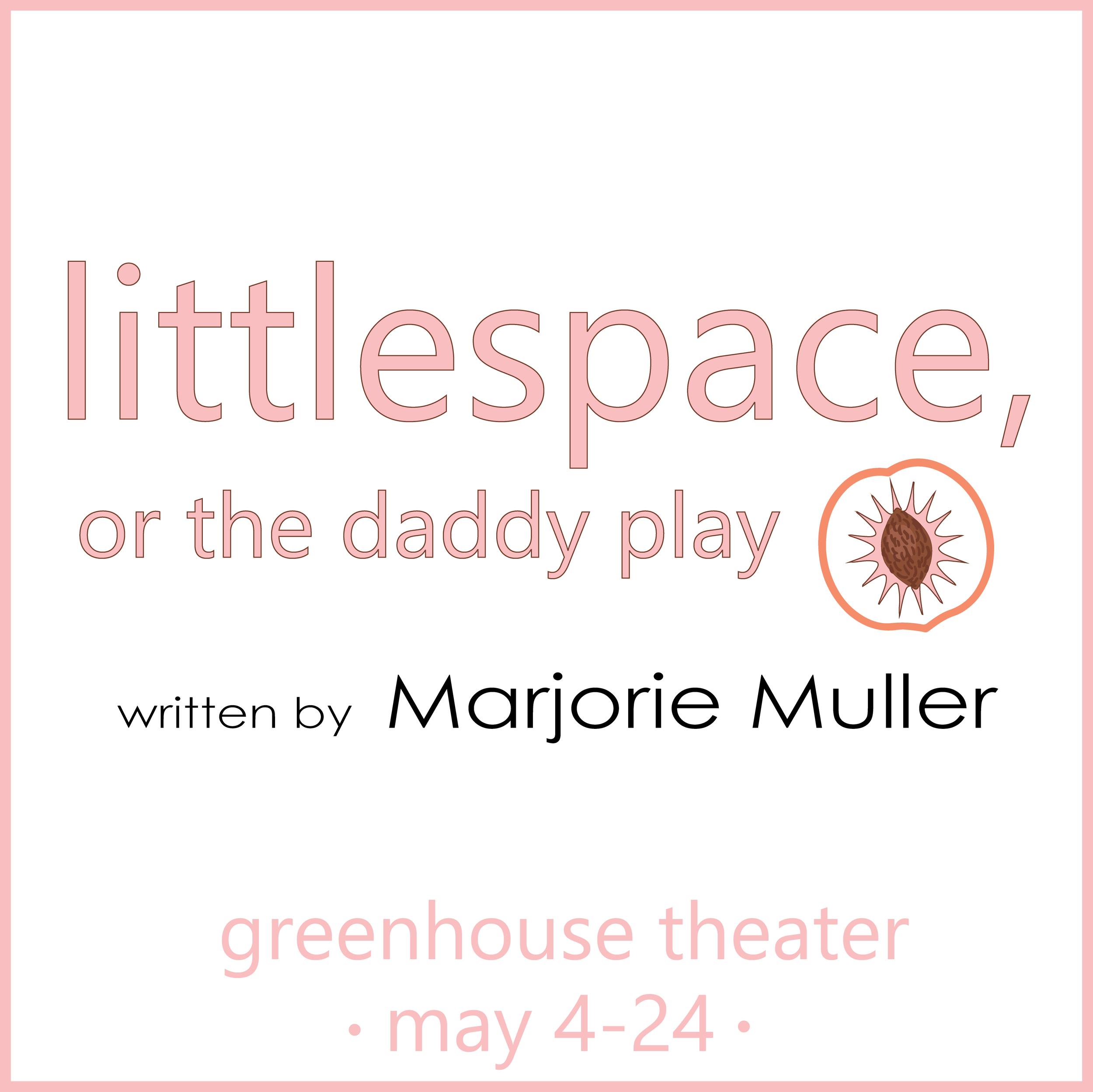 Laura Duncan (l) as Bea and Destini Huston (r) as Carrie Ann discuss motherhood and teeth.