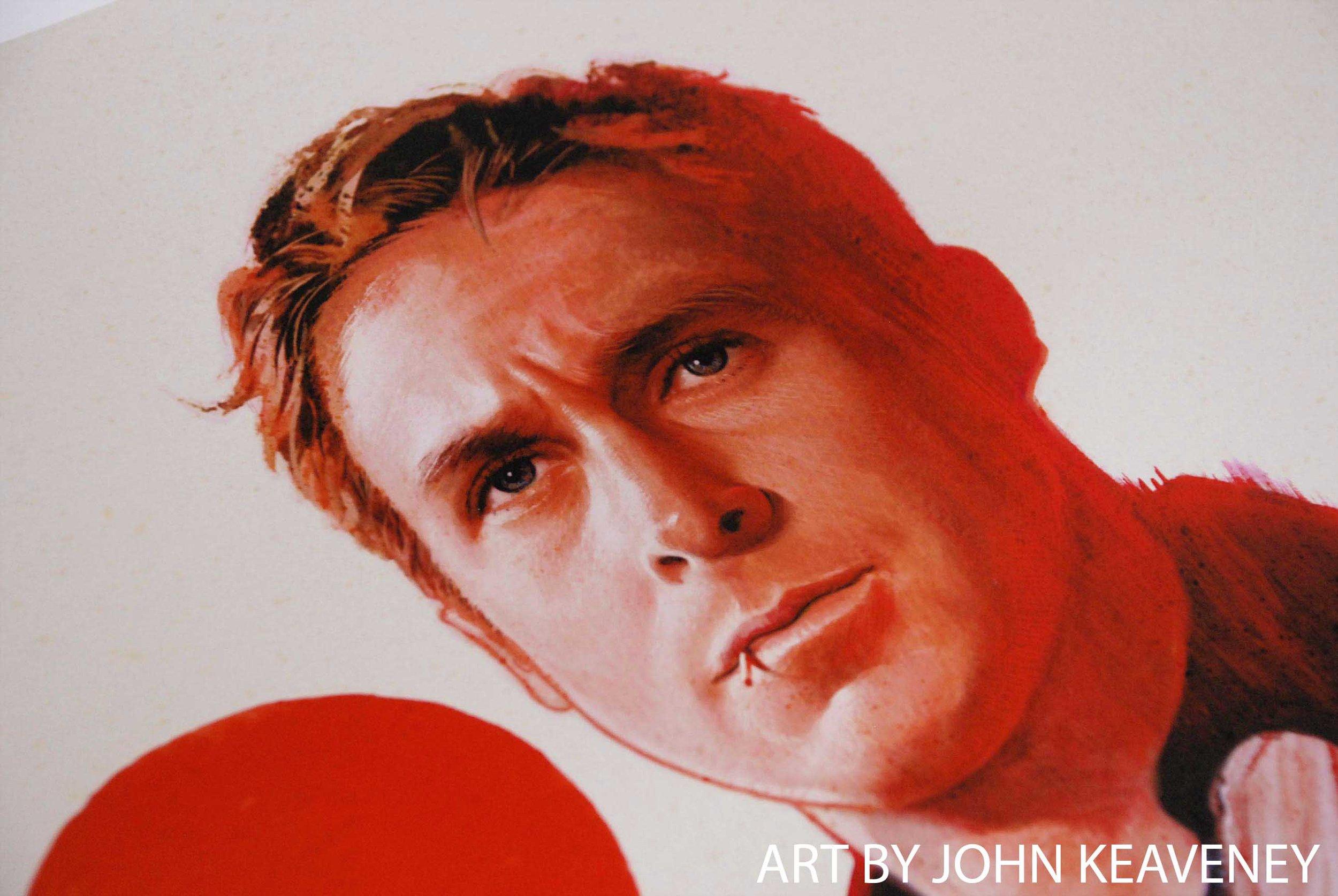 Drive Poster Teaser #Art By John Keaveney 1.jpg