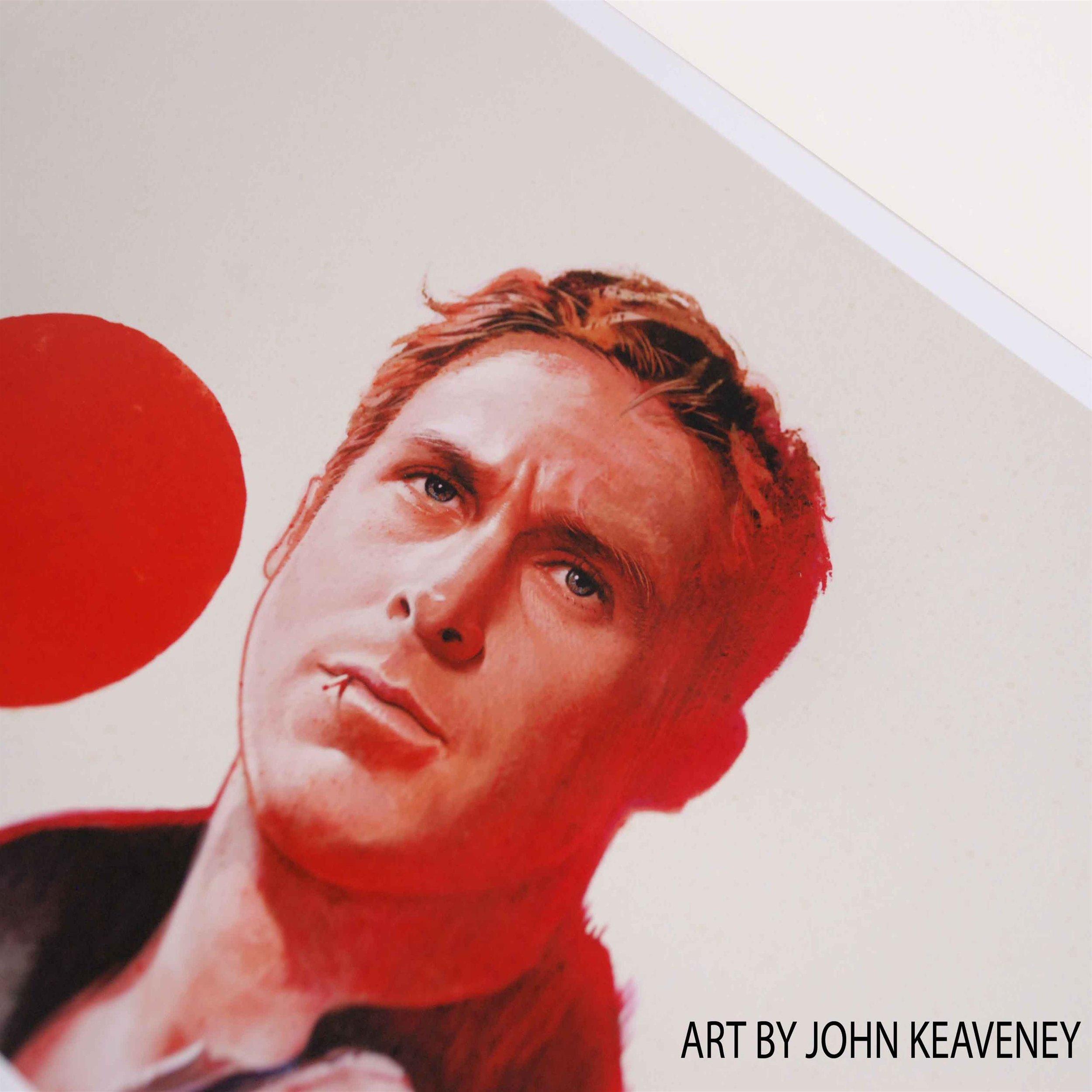 Drive Poster Teaser #Art By John Keaveney 2.jpg