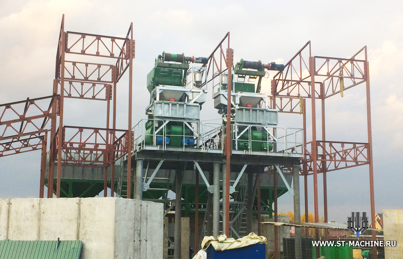 two shaft concrete mixers stmachine plants from russia.jpg