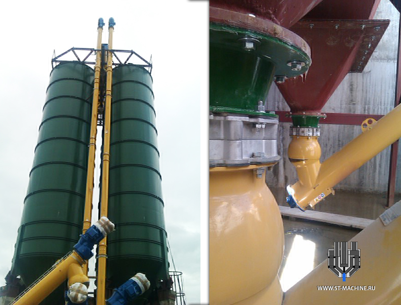 Silo Warehouse concrete plants stmachine.jpg