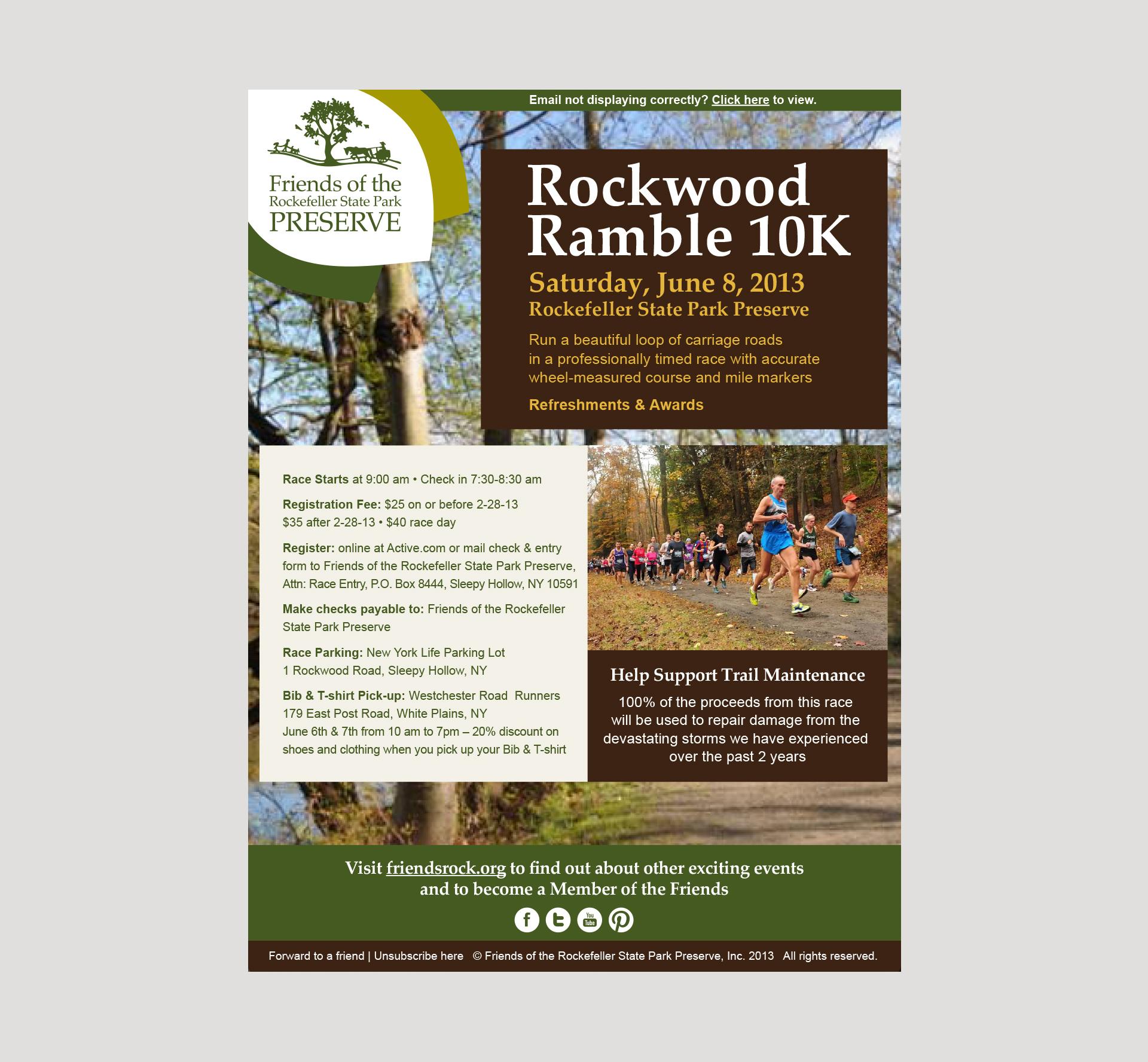 Friends of the Rockefeller State Park Preserve