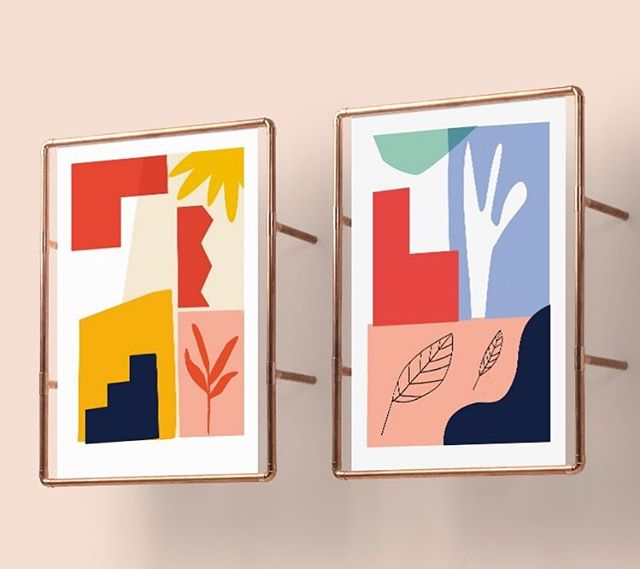 Bring sunshine into your house with these beautiful prints by Audrey Potrat which are new to the store. 'Le vent se lève' (The wind rises) and 'Soleil à midi' (Sun at noon) are both available in a variety of sizes and printed on a smooth satin paper.  Free delivery to the UK. Find out more on monboy.co | @audreypotrat