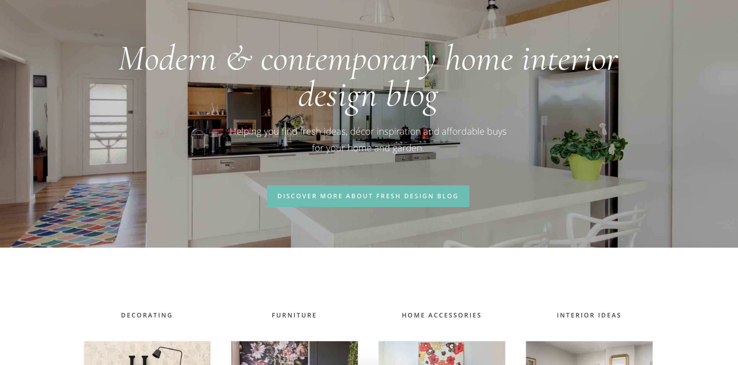 Attirant Best UK Interior Design Blogs U2014 Monboy