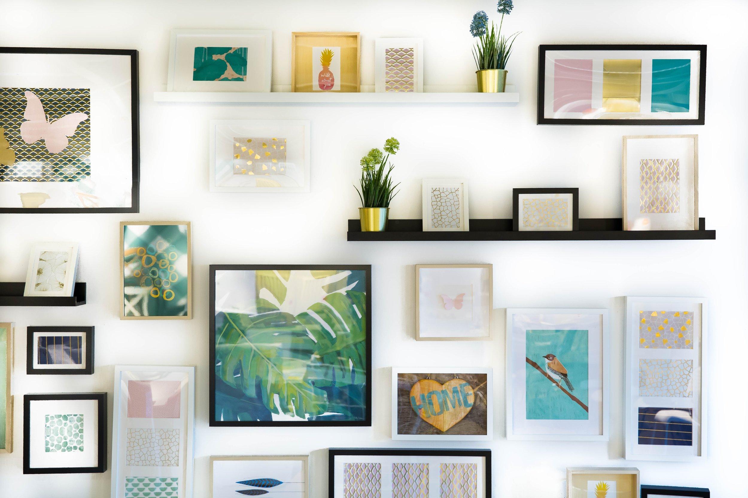Sourcing artworks -