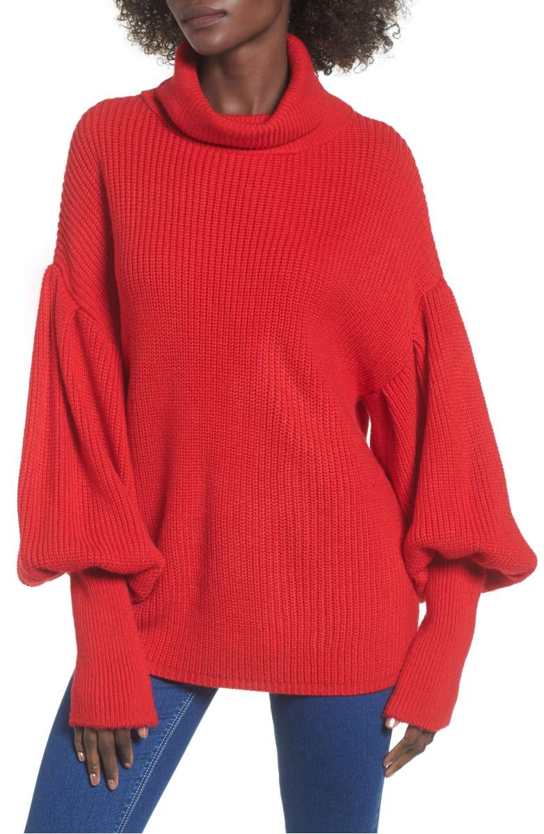 Toyshop Red Sweater