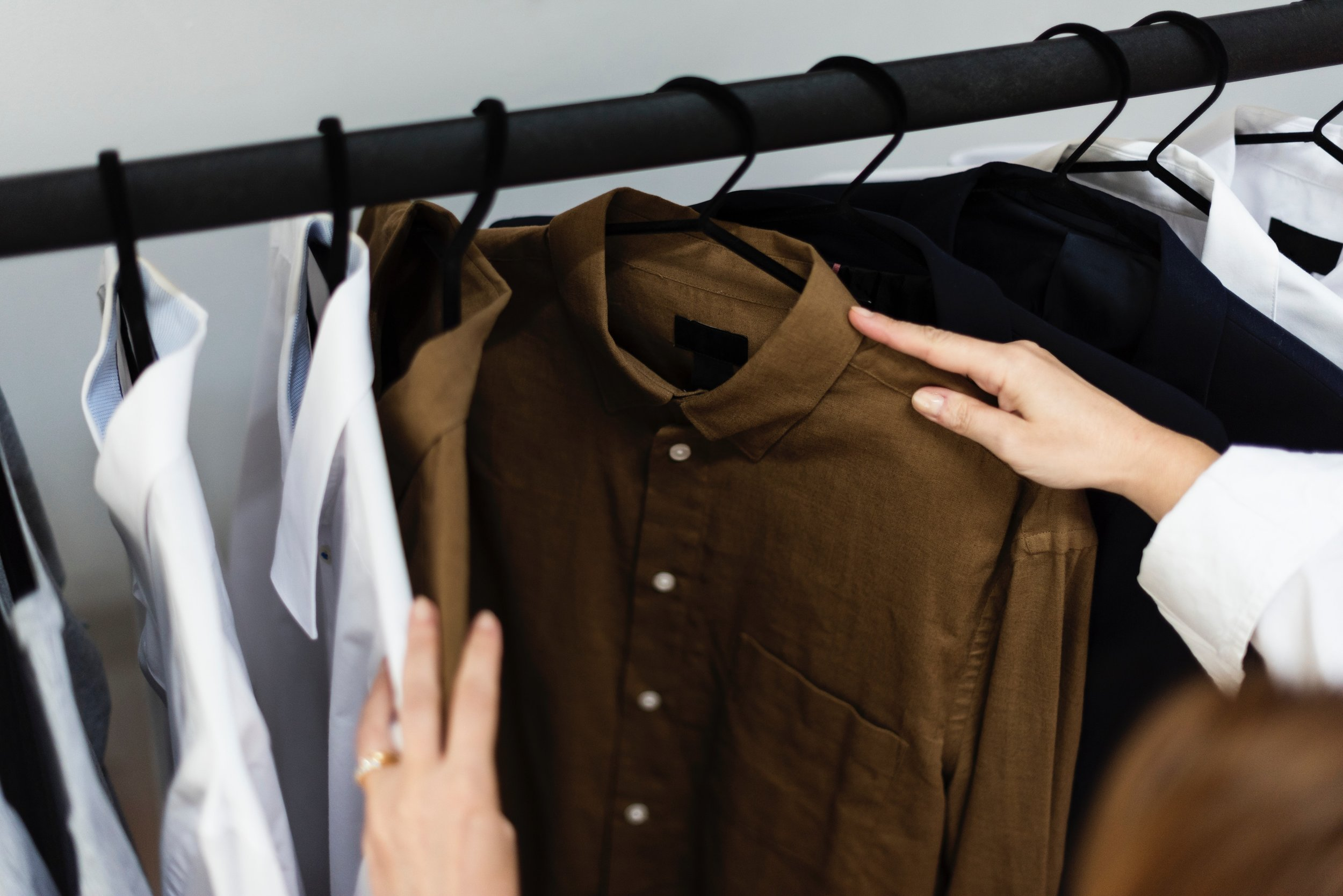 neutral capsule wardrobe