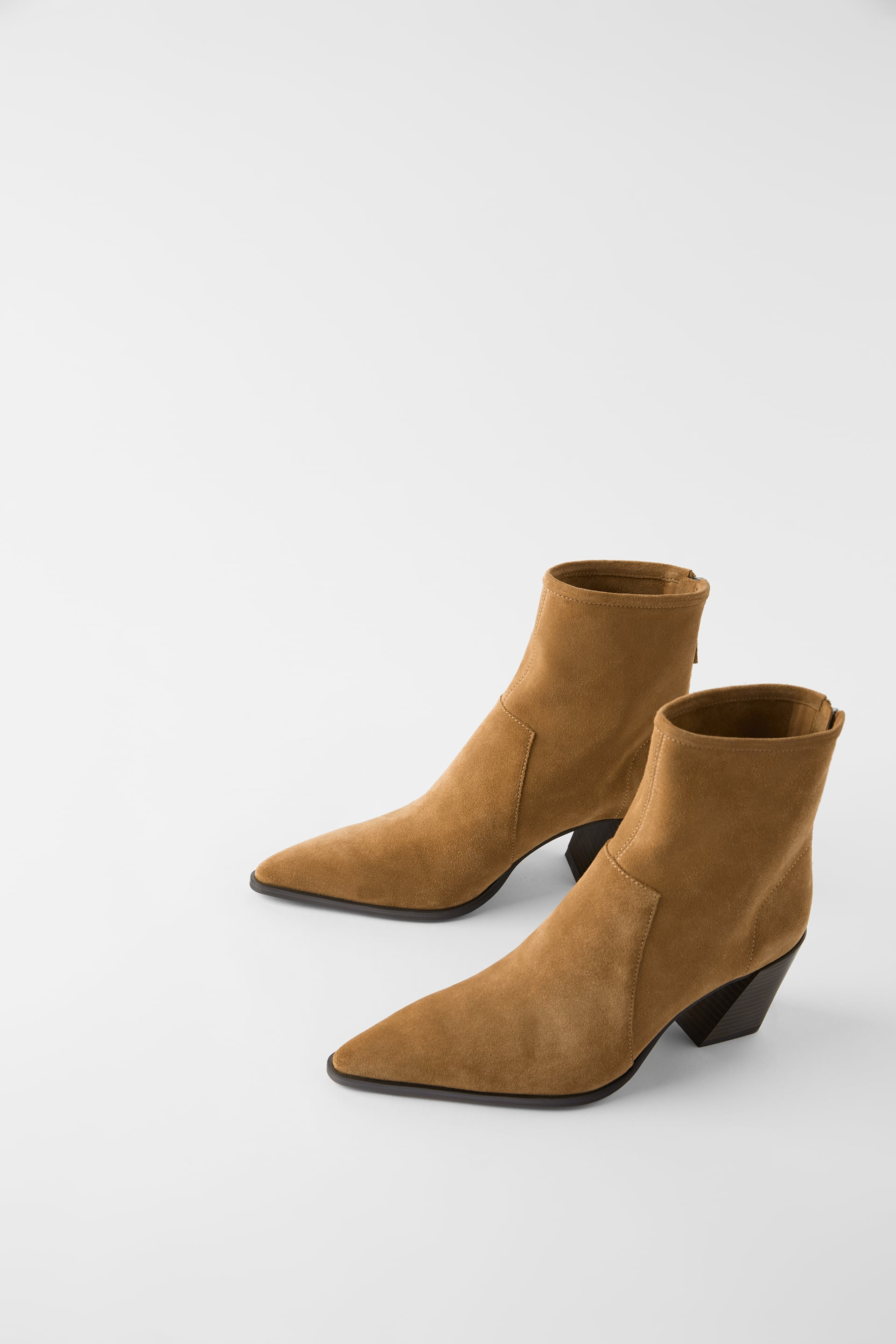 5. brown boots
