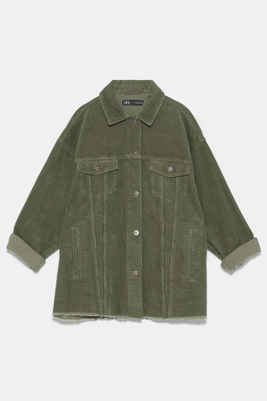 4. green jacket
