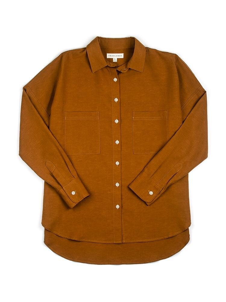 7. button up