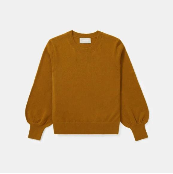 9. cashmere sweater