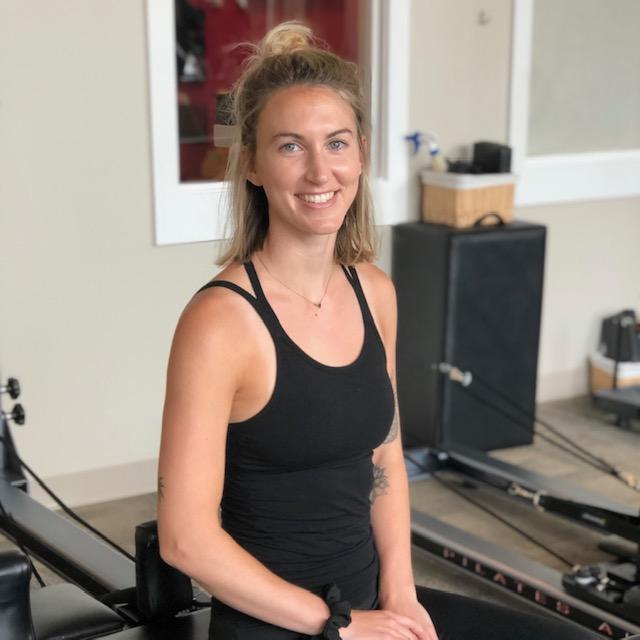 Amanda Blanchard   Polestar® Pilates Instructor