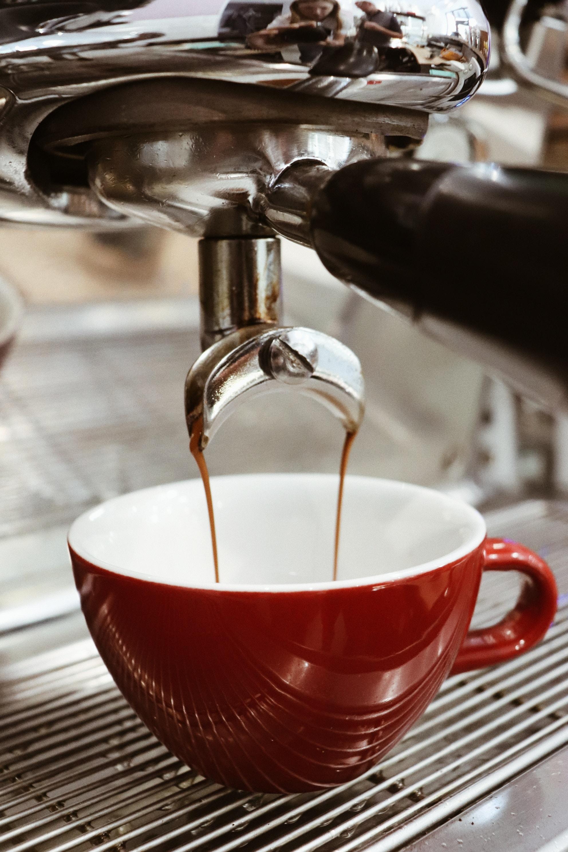 Espresso Double Drip