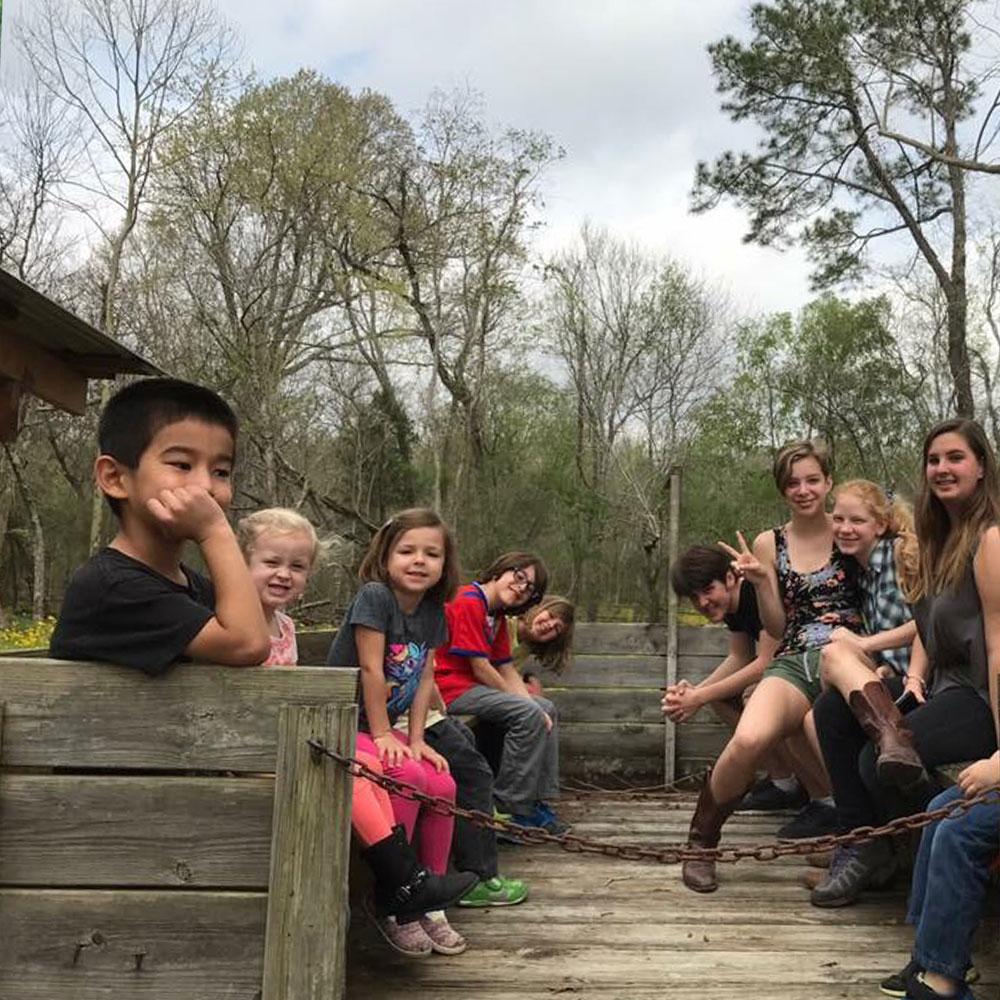 Farm camp -