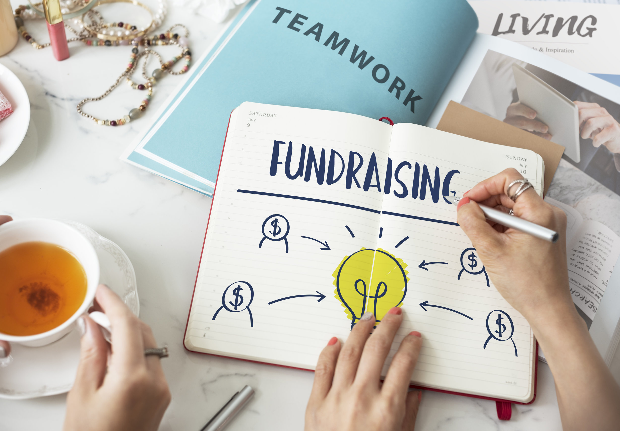 Get Funded! - Looking for funding for your startup or project? Here are 10 highlights from the P&P Get Funded Conference 2018.