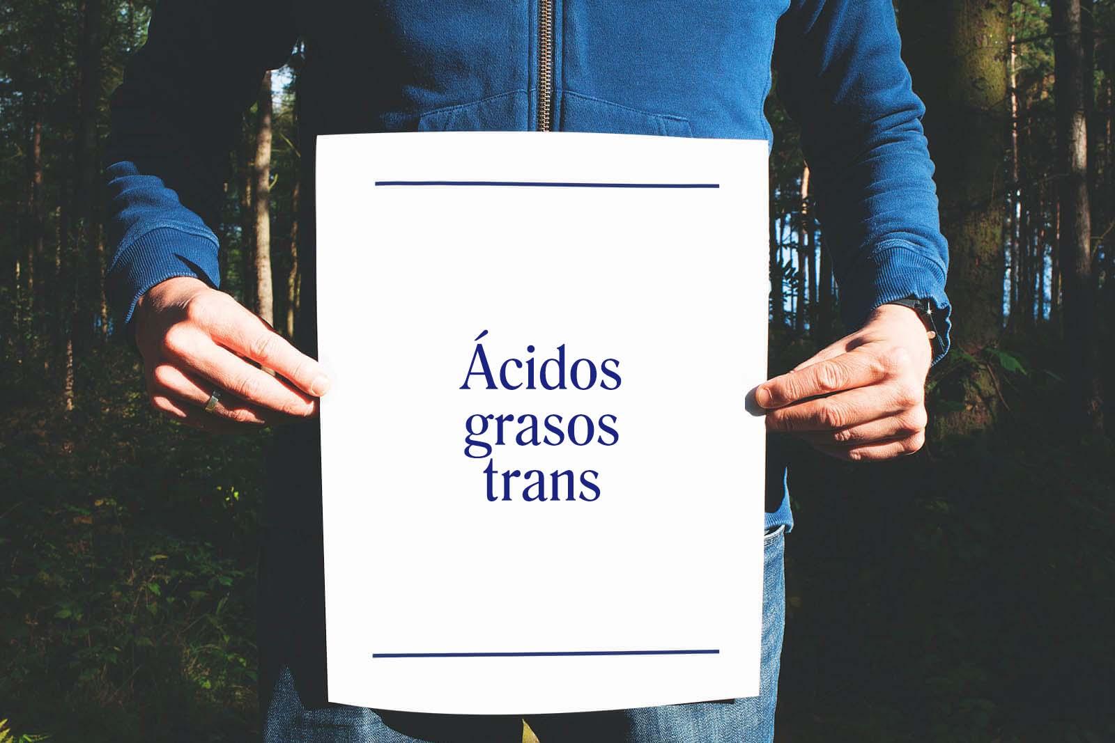 Ácidos grasos trans