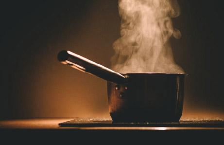 punto de humo del aceite saludable