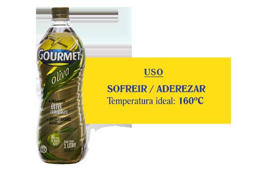 beneficios del aceite gourmet oliva