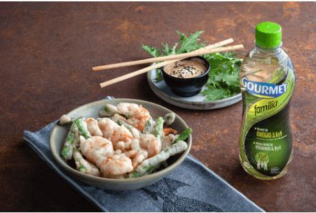 Prepara tus comidas con Gourmet® Familia y aliméntate de manera saludable