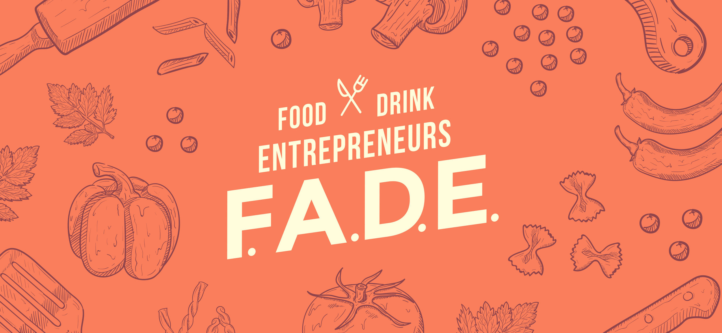 F.a.d.e Group - We've started the Facebook group 'Food And Drink Entrepreneurs (F.A.D.E.)' as a place for the community to develop their entrepreneurial ventures.— Are you a food & drink entrepreneur? If yes, then join the group and participate in the conversation!