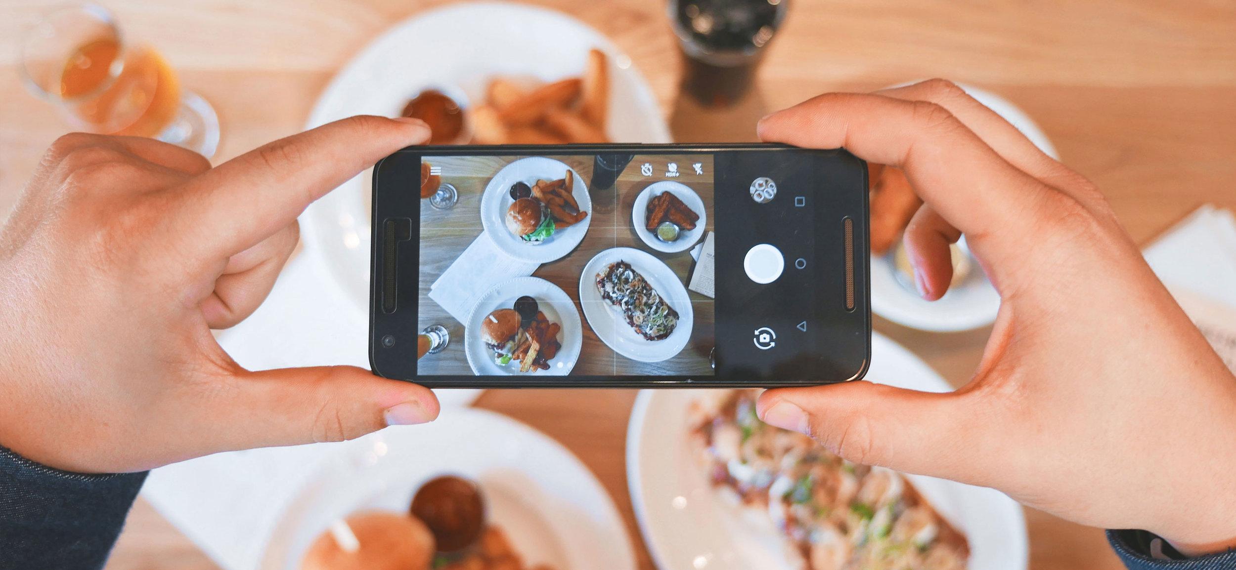 September - September: We're hosting 'Social Media For Food & Drink Entrepreneurs' where we invite 3 social media influencers in the food & drinks field to share their story and secrets — Tickets here.