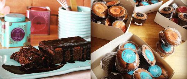 The evolution of Smart Cakes. Then vs. now. Photos from @LeSmartCake