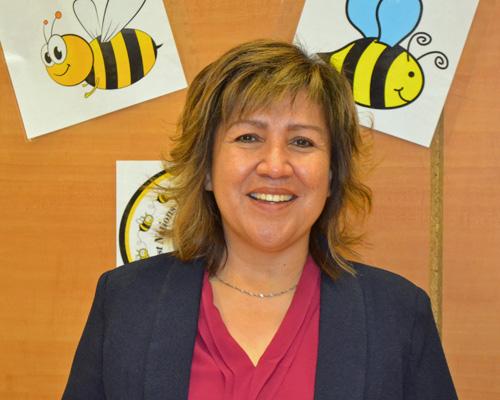 Pauline Favel, President, FNPSB