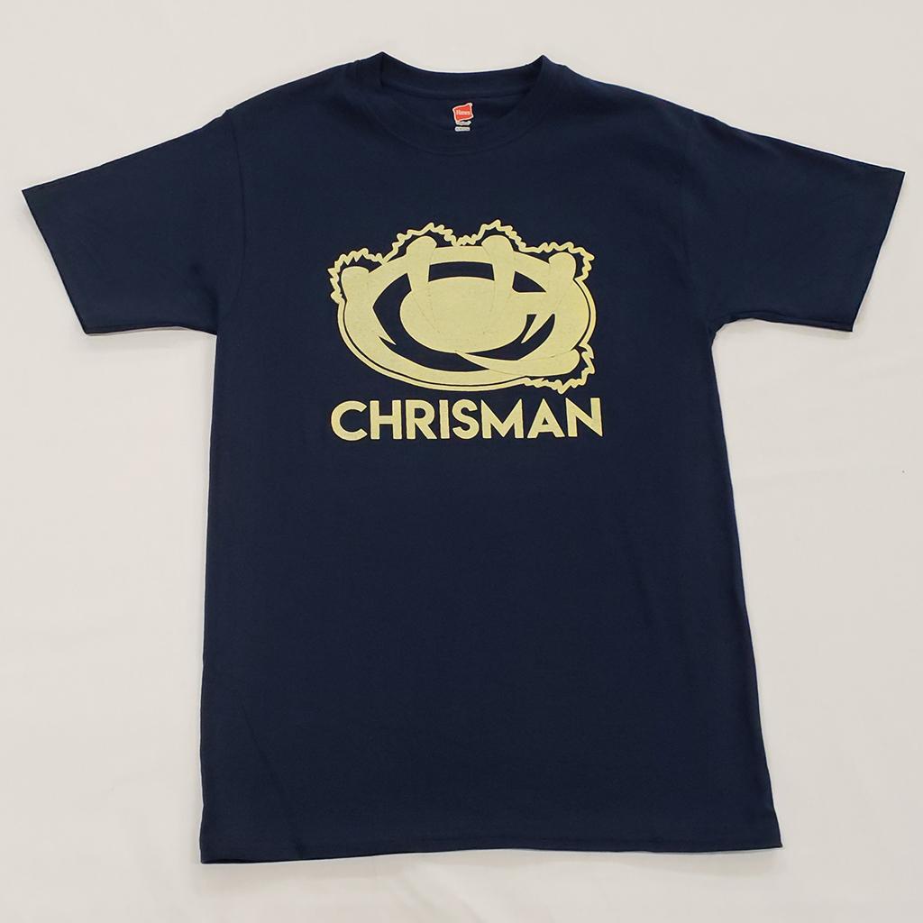Navy William Chrisman Tee - WC full.jpg