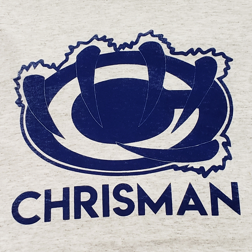 Ash Grey William Chrisman Tee - WC tile.jpg