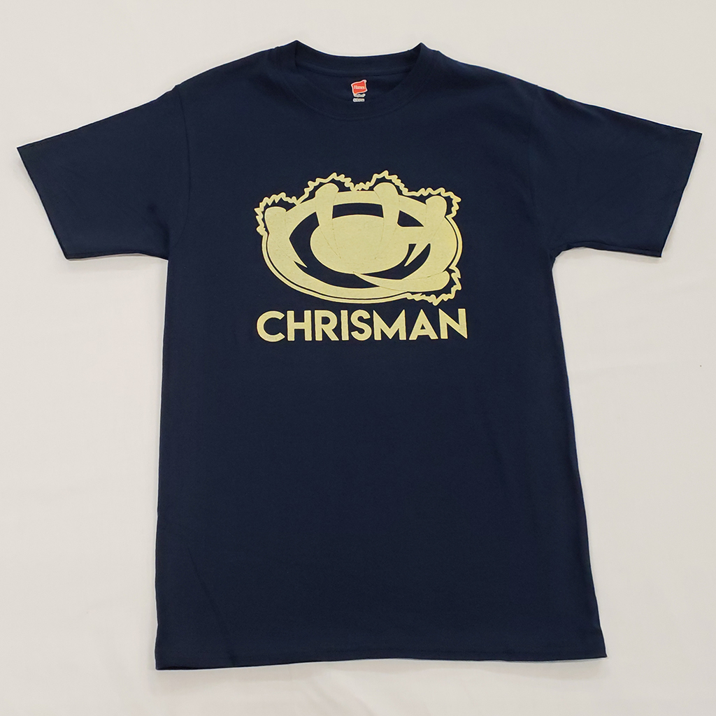 Navy William Chrisman Tee   from 9.99