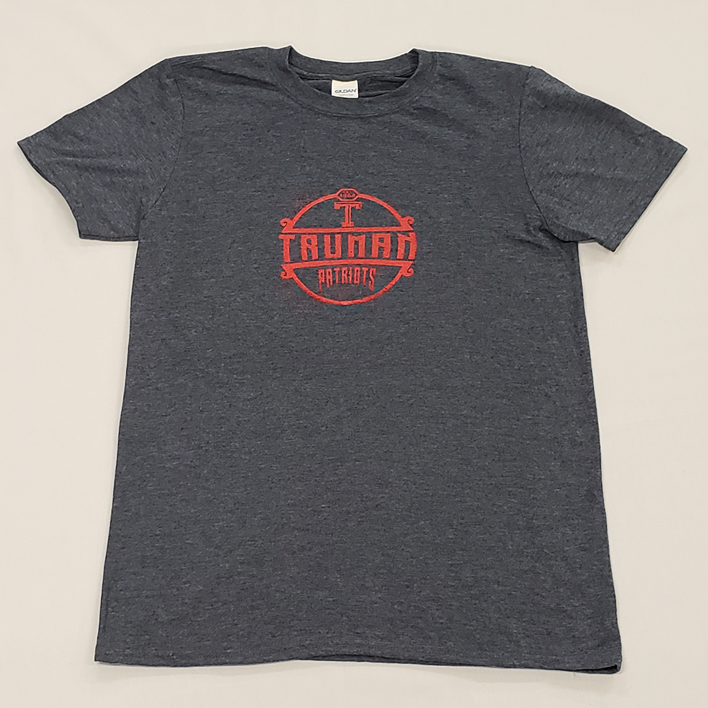 Heather Navy Circle-Design Tee   from 9.99