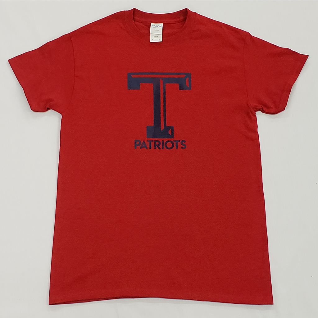 Cherry Red Truman Tee   from 9.99