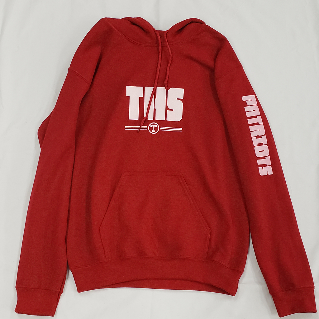 Red Truman Hoodie   from 24.99