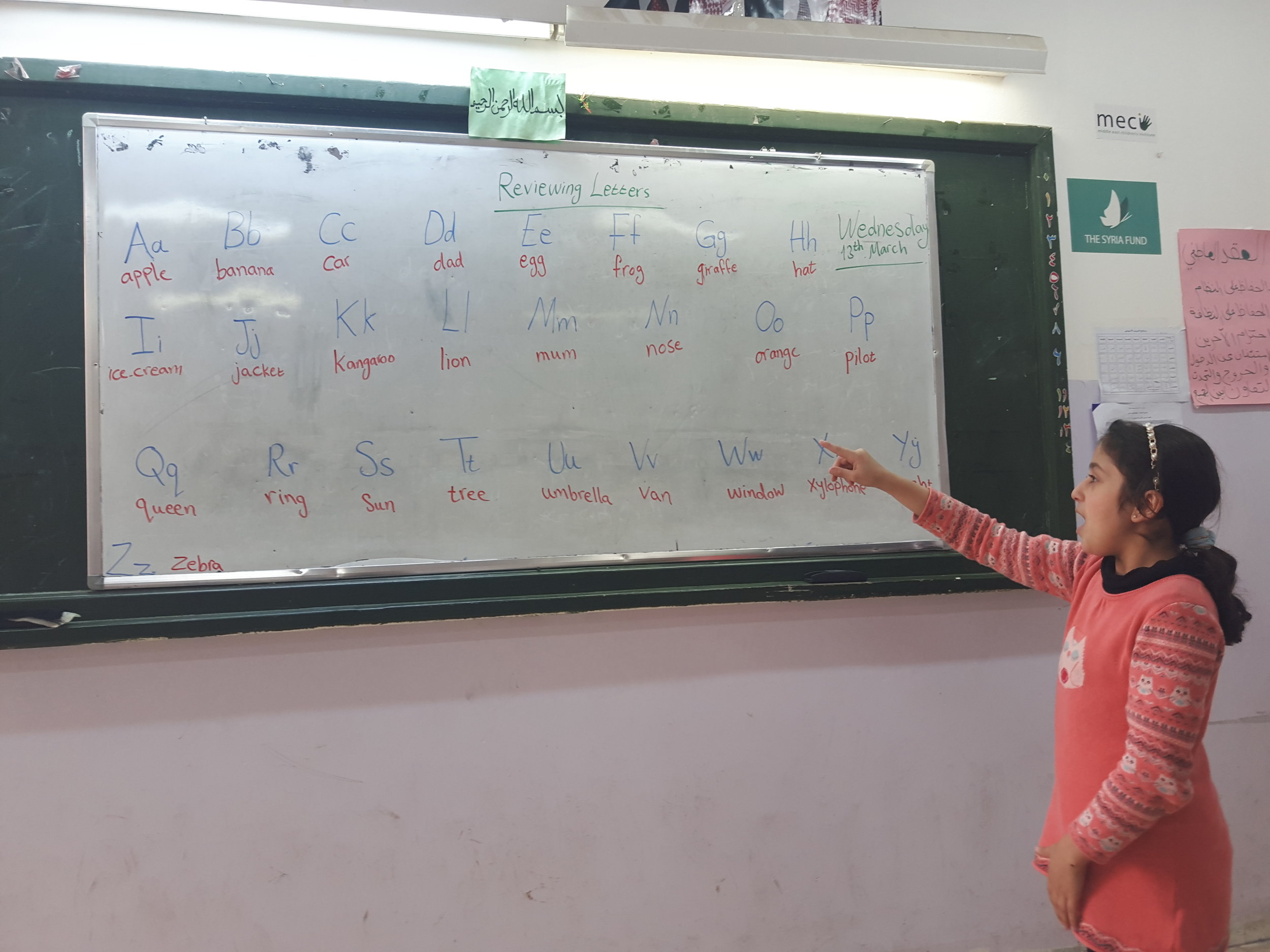 MECI-TSF 17.03.2019 Second Intermediate student practicing English.jpg