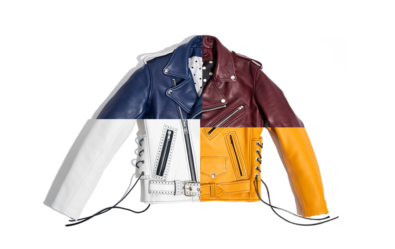 COMING SOON - Women's & Men's Bespoke Motorcycle Jackets
