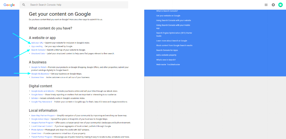 Get your content on Google | SEO for Beginners | Barton Creative Co.